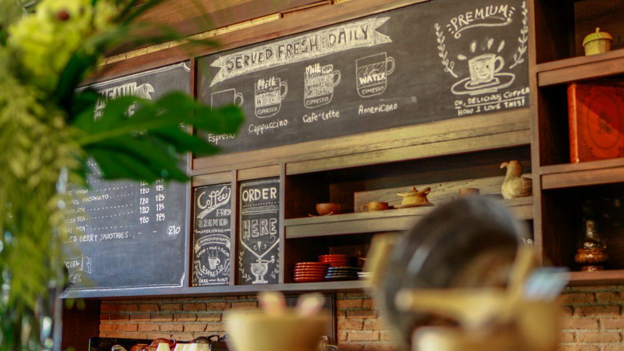 The Coffee Terrace