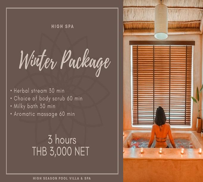 Banner Winter Package 682 x 614 | High Season Pool Villa & Spa